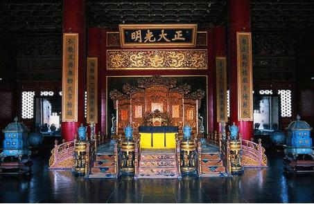 景泰蓝宫殿